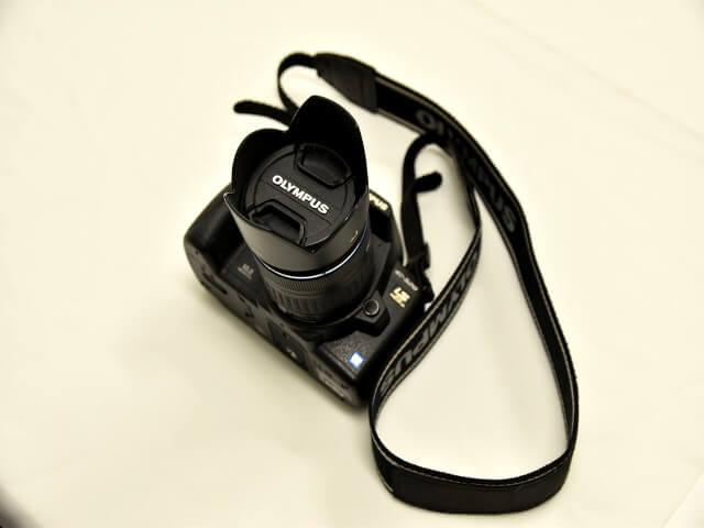 Olympusのカメラ